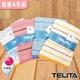 【TELITA】靚彩條紋浴巾(超值4件組)