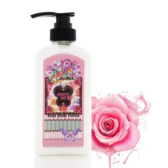 圖片 (即期品)Romantic Rose-玫瑰精華身體乳液(450ml/瓶,共1瓶)