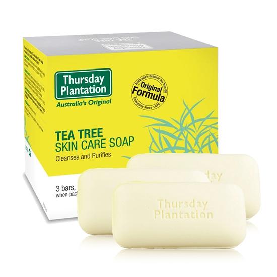 圖片 澳洲星期四農莊-茶樹純淨皂(3入/組)