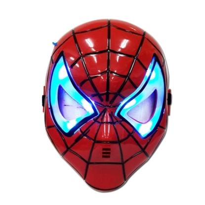 圖片 【樂活e棧】萬聖節必備道具-英勇蜘蛛俠面具