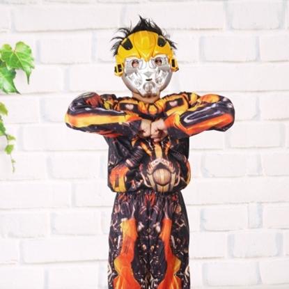 圖片 【樂活e棧】萬聖節-變形精剛Big黃蜂童裝系列(M/L)