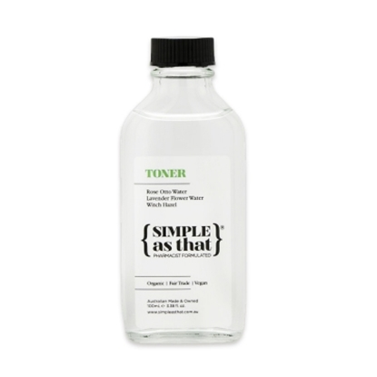 圖片 SIMPLE as that-澳洲-玫瑰化妝水(100ml/瓶,共1瓶)