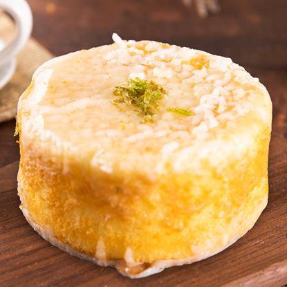 圖片 預購-樂活e棧-生日快樂造型蛋糕-檸檬糖霜蛋糕(320g/顆)