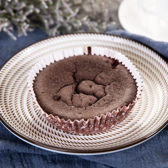 圖片 i3微澱粉-巧克力布朗尼杯子蛋糕1顆(120g/顆)