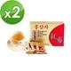 金蔘-6年根韓國高麗紅蔘茶(50包/盒,共2盒)