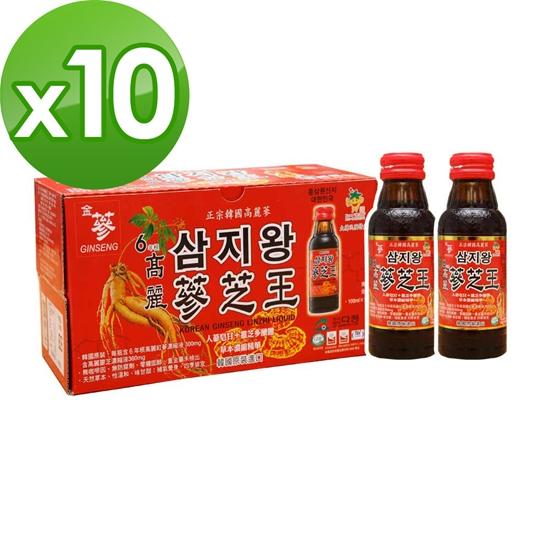 韓國 人蔘飲