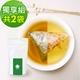KOOS-韃靼黃金蕎麥茶+清韻金萱烏龍茶-獨享組各1袋(10包入)