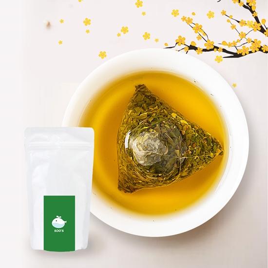 桂花 烏龍茶