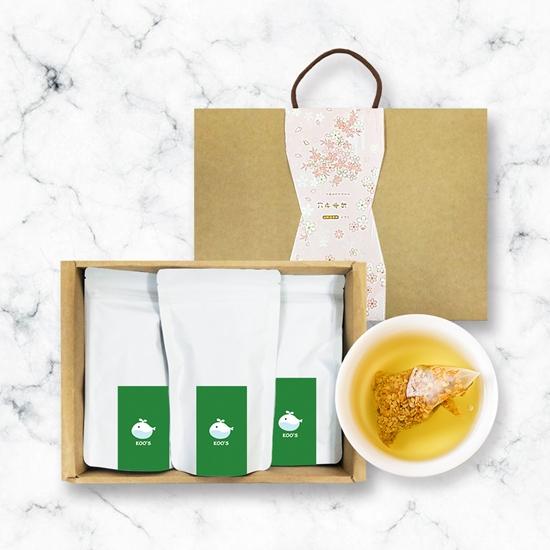 茶 黃金蕎麥茶