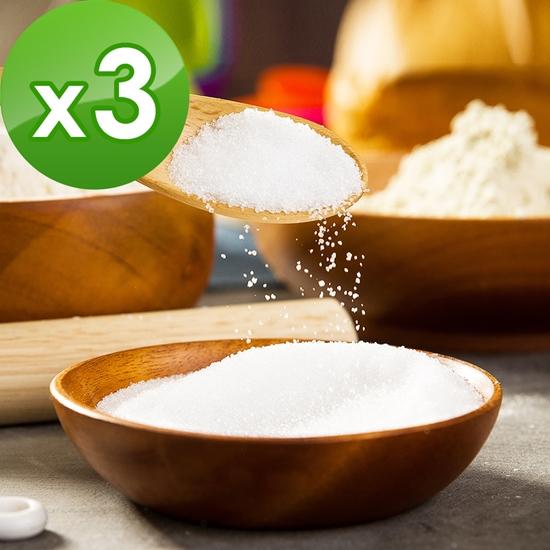 圖片 順便幸福-法國赤藻糖醇3袋(250g/袋)