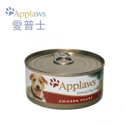 圖片 【APPLAWS 愛普士】全天然狗罐/犬配方(雞柳)(1箱/16罐)