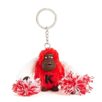 KIPLING啦啦隊猴子吊飾鑰匙圈 (現貨+預購)