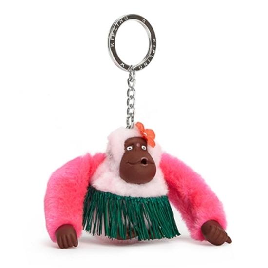 圖片 KIPLING 草裙猴子吊飾鑰匙圈 (現貨+預購)