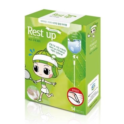 圖片 【Tsuie】Rest Up 足底舒適貼片- 木醋液 [ㄧ般款] (14入/盒)