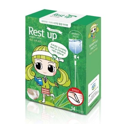 圖片 【Tsuie】Rest Up 足底舒適貼片- 竹醋液 [ㄧ般款] (14入/盒)
