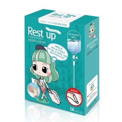 圖片 【Tsuie】Rest Up 足底舒適貼片- 鞍樹 [香氛款] (14入/盒)