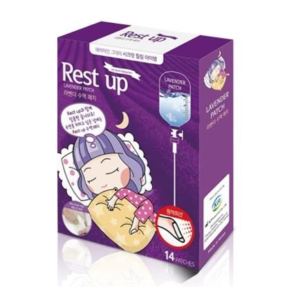 圖片 【Tsuie】Rest Up 足底舒適貼片- 薰衣草 [香氛款] (14入/盒)