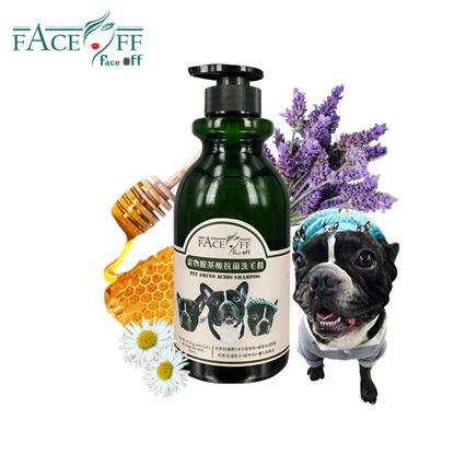 圖片 Face off 寵物胺基酸抗菌洗毛精500ML
