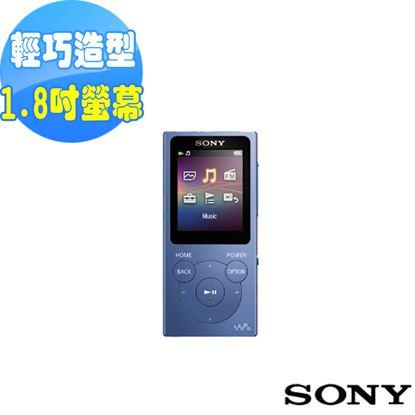 圖片 SONY Walkman 數位音樂播放器 NW-E394 8GB