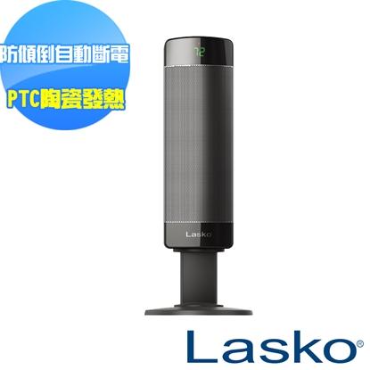 圖片 【美國Lasko】BlackShark黑俠客 兩段式加熱流線型陶瓷恆溫電暖器 CS27600TW