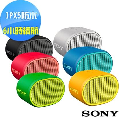 圖片 SONY 可攜式藍牙喇叭 SRS-XB01