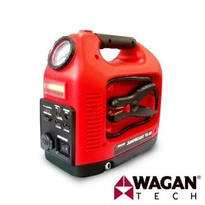 【凱騰】美國WAGAN多功能汽車急救器 (7550)