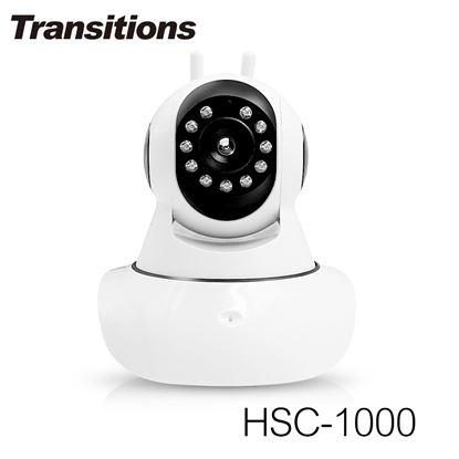 圖片 【凱騰】全視線 HSC-1000 無線WIFI遠端遙控多角度高畫質攝影機