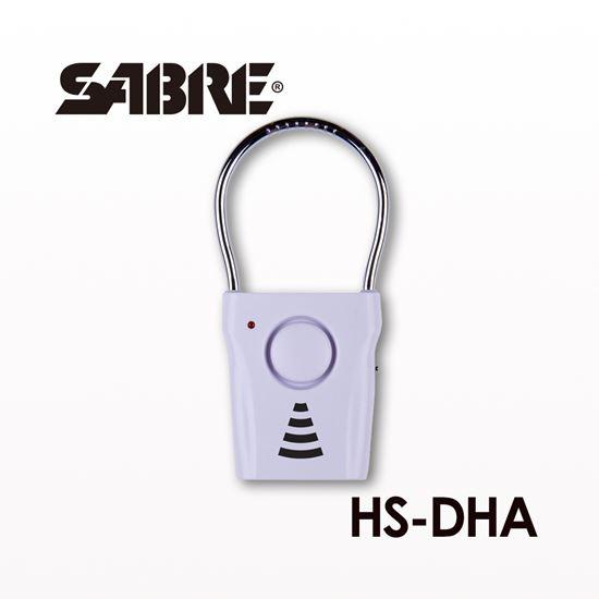 圖片 美國SABRE沙豹 門把震動感應蜂鳴警報器(HS-DHA)【凱騰】