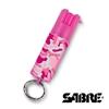 圖片 SABRE沙豹防身噴霧 輕量鑰匙圈型-粉紅迷彩 (SPKC-14-PC-OC)
