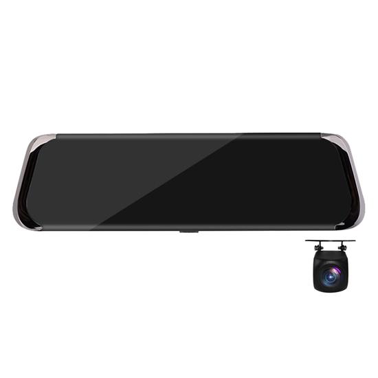 圖片 愛國者A58 GPS測速 流媒體前後1080P觸控式電子後視鏡行車記錄器