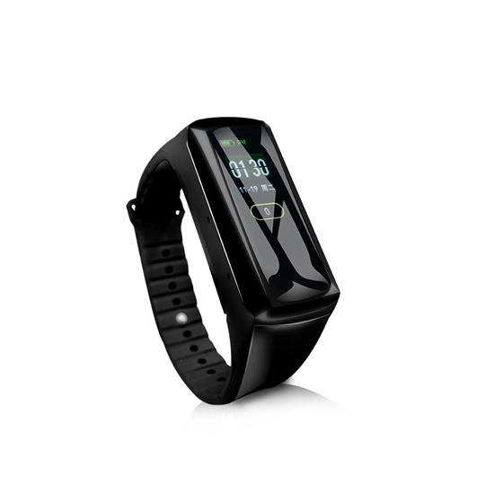 圖片 全視線 PX450 內建手錶功能隱藏式鏡頭 1080P 高畫質攝影手環