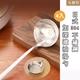【易麗特】日式304不鏽鋼加深濾油湯勺4入