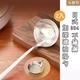 【易麗特】日式304不鏽鋼加深濾油湯勺2入