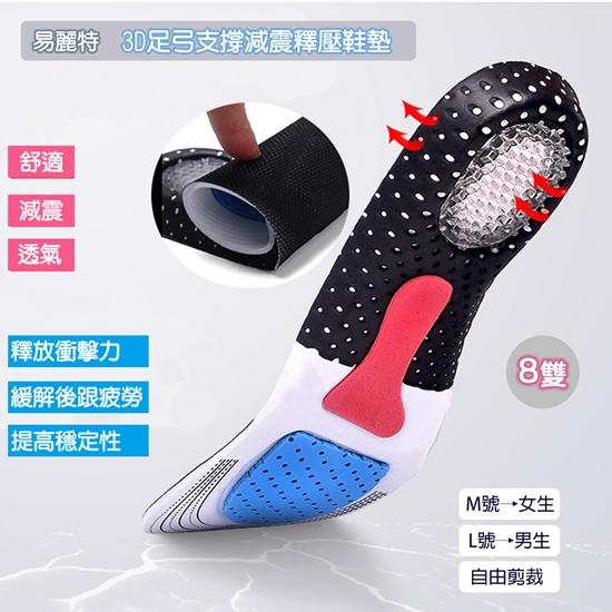 透氣 鞋墊