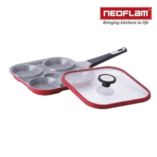 圖片 韓國NEOFLAM-Steam Plus Pan烹飪神器