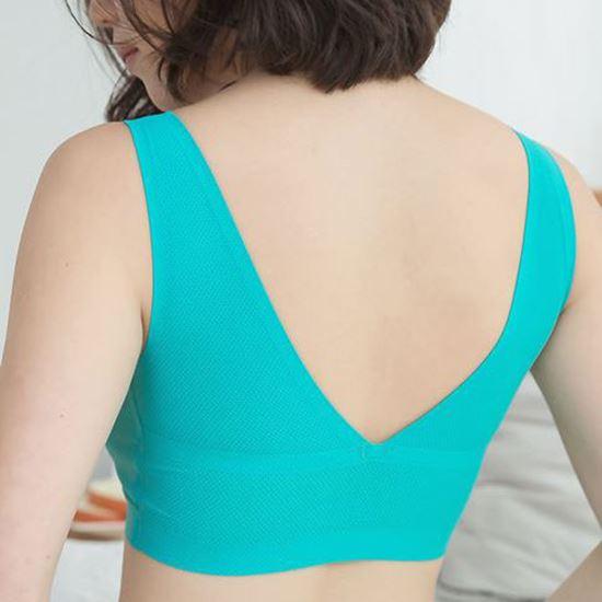 圖片 【SOFT LIGHT】「沁涼無痕」創新隱形貼合內衣-翠綠