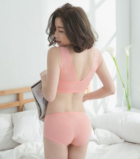圖片 【SOFT LIGHT】「輕薄雲彩」速乾隱形貼合內衣-粉紅