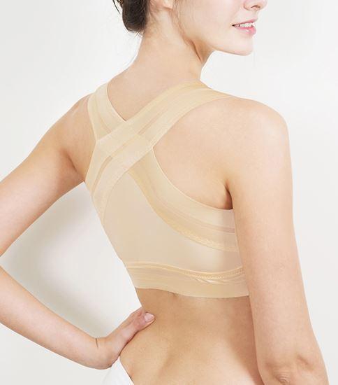 圖片 【SOFT LIGHT】「窕動美形」隱形無鋼圈胸罩-膚色