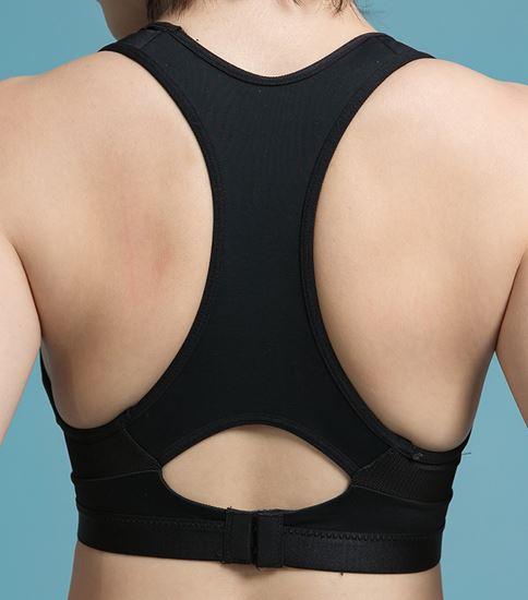 圖片 【SOFT LIGHT】「動態美型」機能運動內衣-黑色