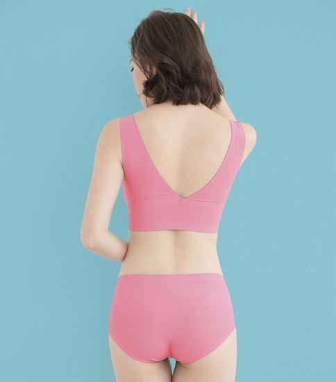 圖片 【SOFT LIGHT】「沁涼無痕」創新隱形貼合內衣-粉色