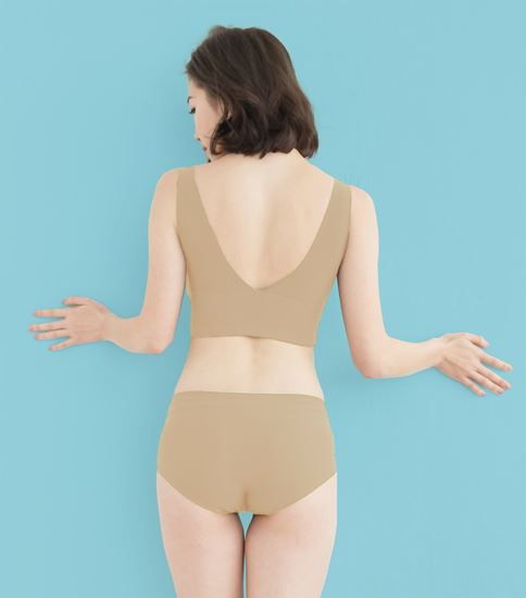 圖片 【SOFT LIGHT】「沁涼無痕」創新隱形貼合內衣-膚色