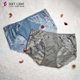 【SOFT LIGHT】女蠶絲內褲福袋組(隨機款式超值12件組)-美