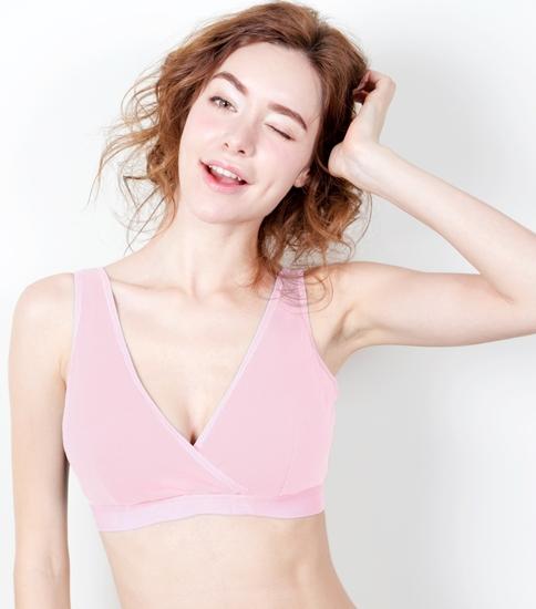 圖片 【莎莉絲】無鋼圈透氣親膚棉舒適美胸衣/M-XL(超值3+1件)