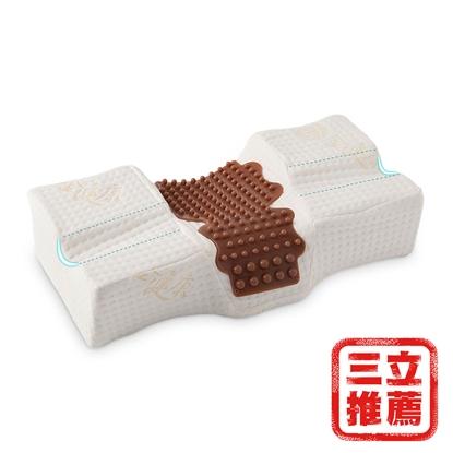 金健康MIT3D伸展減壓舒頸枕1入(枕頭)-電