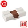 圖片 金健康MIT3D伸展減壓舒頸枕2入(枕頭)-電