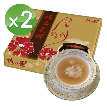 圖片 【即期良品】珍湯御品花膠熬雞湯500g(2盒)