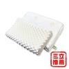 圖片 【泰國原裝進口】100%純天然 高低頸椎按摩乳膠枕(一入)