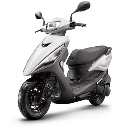 結帳享紅利金折5%【光陽機車】KYMCO FAMOUS 新名流 125 ABS (2020新車)