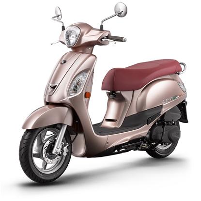 【光陽機車】KYMCO Like 125 (ABS 版)-SJ25XF(2019新車)+維修券2000元