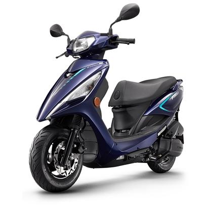 結帳享紅利金折5%【光陽機車】KYMCO FAMOUS 新名流 125 鼓煞版(2020新車)